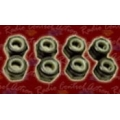 02055 / 85794 - Nylon Nuts M4 (8 off)