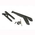 11028 - FRONT/REAR CHASSIS BRACE SET