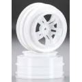 10 SC WHEEL-WHITE - 11034W