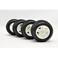 TT TRUCK TIRES MOUNTED WHEEL, 4 PCS - 11105