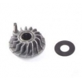 TURBO FAN & STEEL WASHER FOR HYPER 21 - 21021