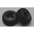 HSP Tire w/ sponge For Monster 1/10 ( 2pc ) - 31102