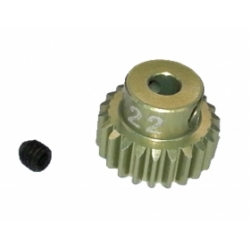 3Racing 48 Pitch 22T Pinion Gear
