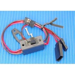 Receiver Switch (3 plug)