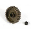 Aluminum 7075 Hard Coated Motor Gear/Pinions 48 Pitch 27T