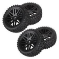 Front and Rear Wheel Rim for Buggy 1/10 HSP