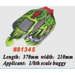 Body Buggy 1/8 HSP