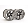HYPER MT PLUS WHEEL-GREY, 2PCS