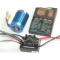 EZRUN Water-proof 60A Brushless Motor 3650M 9T 4300KV Combo
