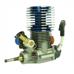 HYPER 21-3P TURBO ENGINE with PULL STARTER