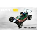 1/8th Scale 4WD RC Nitro Power Off-Road Buggy - 94960