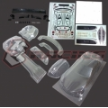 3Racing Toyota 86 Body Clear x GReddy with tuning Parts Ver.2