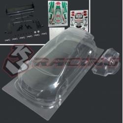 3Racing Civic MK9 Body Clear
