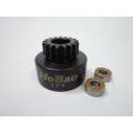 CNC CLUTCH BELL 17T (5X12 BEARING) - OP-0016