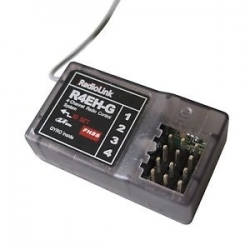 Receiver R4EH-G suitable for radiolink RC4G transmitter