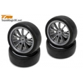 Team Magic Touring 1/10 slick Tire