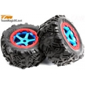 Team Magic Tires Monster truck 1/8