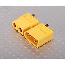 Nylon XT60 Connectors Male/Female