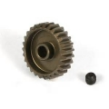 Alumunium 7075 hard coated motor gear 20T