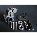 option aluminum center gear box fits Axial SCX10