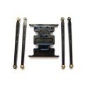 option  aluminum center skid with lower links fits Axial SCX10