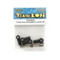Losi 4mmx60mm Turnbuckles w/Ends