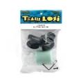 Team Losi Air Filter Set: 8B, 8T