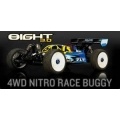 Team Losi Racing 8IGHT 3.0 Buggy 1/8 Kit