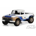 Pro Line 1966 Ford F-100 Clear Body