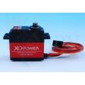 XQ Power 15kg Digital Servo XQ-S4116F High Voltage 7.4V with Titanium Gear/Aluminum Case