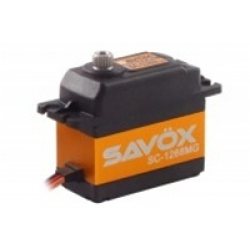 Savox SC-1268SG High Torque Steel Gear Digital Servo (High Voltage)
