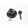 option Crown Gear Set for Front or Rear Diff. Axle hardened
