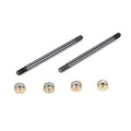 Team Losi Racing 3.5mm TiCn Rear Outer Hinge Pin (2)