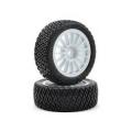 Vaterra Gravel Spec Pre-Mounted Tire Set (2)